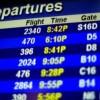 Légitársaságok menetrendje