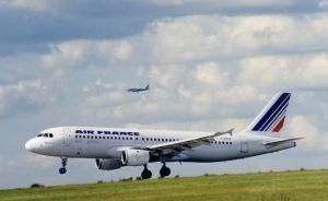 Budapestre főleg, ezzel az Airbus típusú géppel közlekednek.