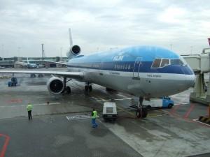 A KLM egyik MD-11-ese